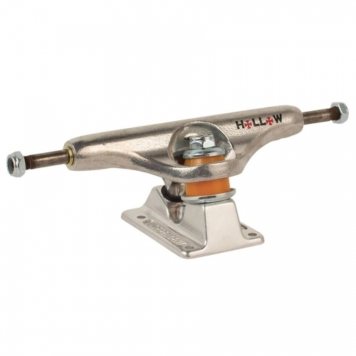 Independent Forged Hollow Silver Truck (Set of 2)