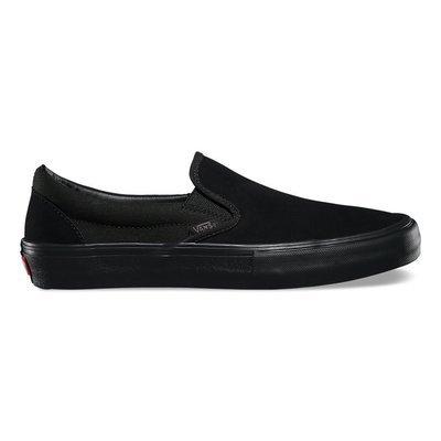 Vans Slip On Pro Shoe Blackout