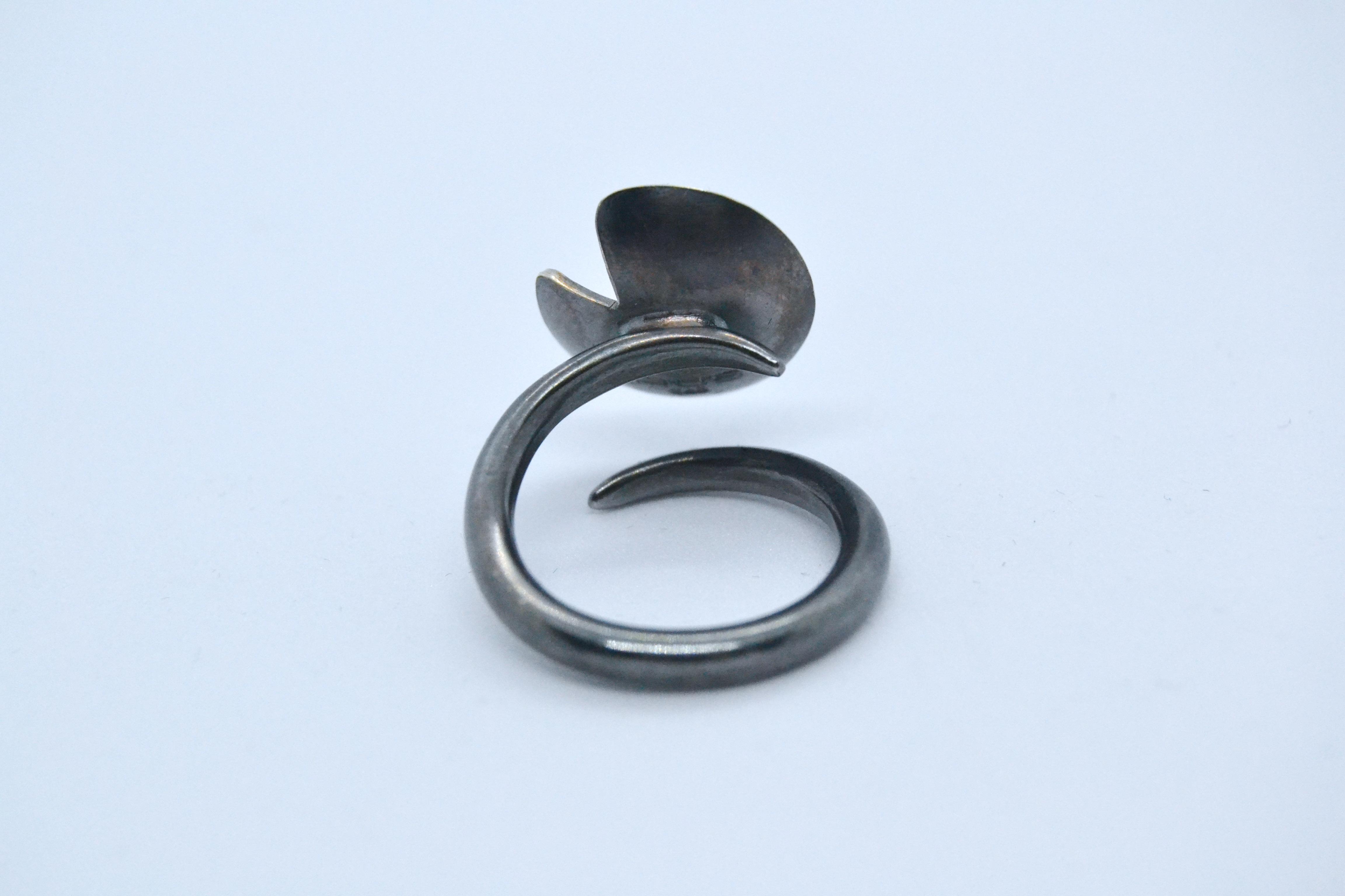 NØKKEN - Ring - 925 sølv