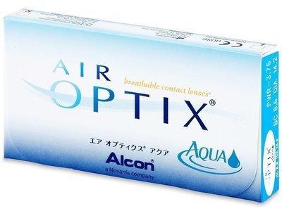 ALCON AIR OPTIX Aqua