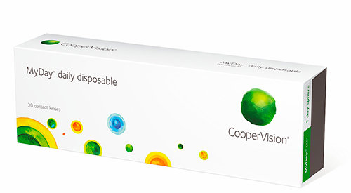CooperVision MyDay Dailly Disposable