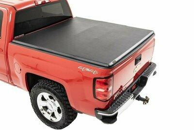GM Soft Tri-Fold Bed Cover (14-18 1500 PU - 5' 5