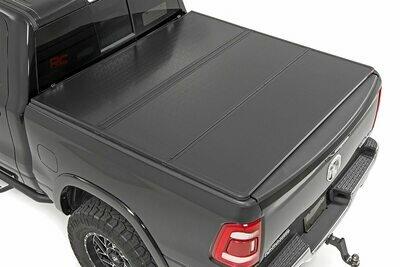 Dodge Hard Tri-Fold Bed Cover (09-18 Ram 1500 / 09-20 Ram 2500/3500 - 6' 6