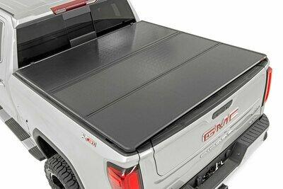 GM Hard Tri-Fold Bed Cover (14-18 1500 PU - 5' 5