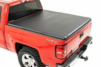GM Soft Tri-Fold Bed Cover (1500/2500/3500 PU - 6' 5