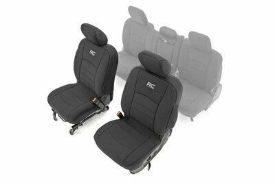 Dodge Neoprene Rear Seat Covers (09-18 Ram 1500)