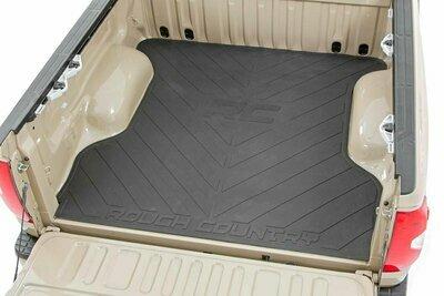 Toyota Bed Mat w/RC Logos (07-20 Tundra | 5' 5