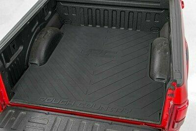 GM Bed Mat | RC Logos (07-18 1500 / 07-19 HD PU - 5' 8