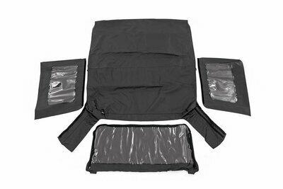 Jeep Replacement Soft Top | Black (10-18 Wrangler JK 2 Door)