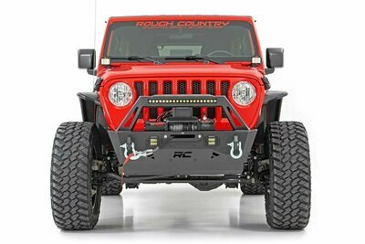 Jeep Stubby Front Trail Bumper (18-20 Wrangler JL | Gladiator JT)