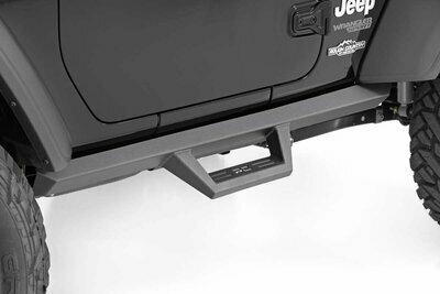 Jeep Contoured Drop Steps (18-20 Wrangler JL | 2-Door)