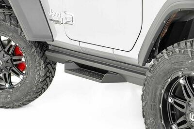 Jeep DS2 Drop Steps (18-20 Wrangler JL | 2-Door)