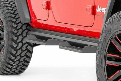 Jeep DS2 Drop Steps (18-20 Wrangler Unlimited JL | 4-Door)