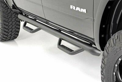 Ram Cab Length Nerf Steps (19-20 Ram 1500 Crew Cab | 5' 7