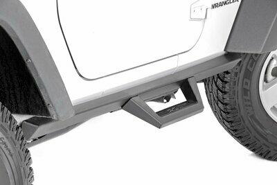 Jeep Contoured Drop Steps (07-18 Wrangler JK | 2-Door)