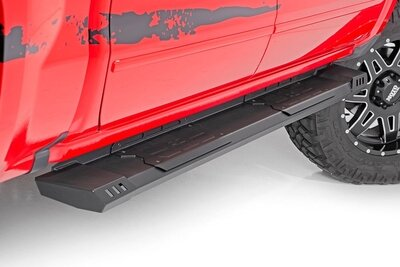 Dodge HD2 Running Boards (09-18 Ram 1500 | Quad Cab)
