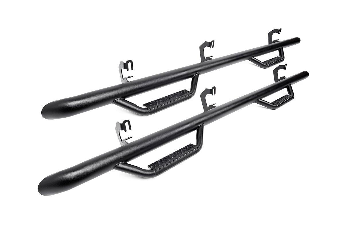 Ford Cab Length Nerf Steps (99-16 F-250/350 Super Cab)
