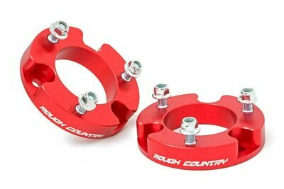 2in Toyota Leveling Lift Kit (05-20 Tacoma | Red)