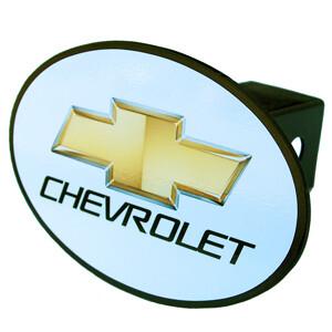 Chevy Bow Tie Hitch Plug
