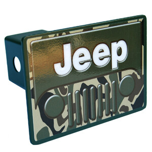 Jeep Camo Hitch Plus