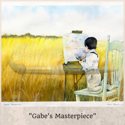 Gabe's Masterpiece