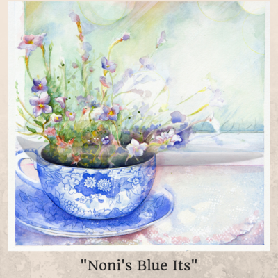 Noni's Blue Its