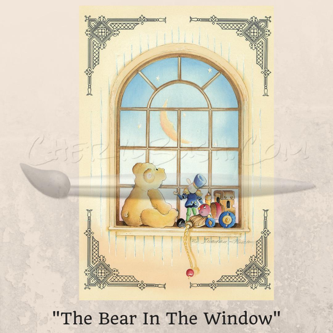The Bear In the Window