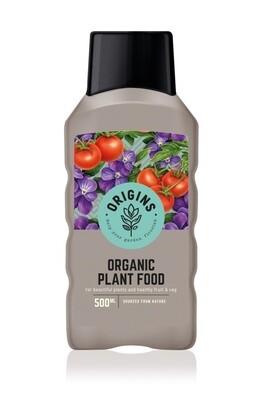 Origins Organic Plant Food Liquid 500ml