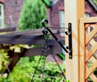Hanging Basket Bracket 35cm/14