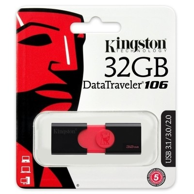 Clé USB 3.1 DataTraveler106 32G de Kingston