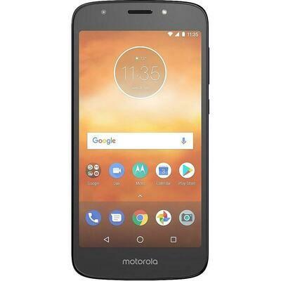 Téléphone intelligent MOTO E5 PLAY bleu foncé de Motorola
