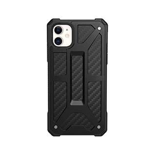 Étui Monarch pour iPhone 11, carbon fiber de UAG