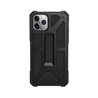 Étui de la série Monarch pour iPhone 11 Pro, noir de UAG