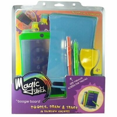 Magic Sketch ™ Doodle & trace en arc-en-ciel. J3MS60001 de Boogie Board®