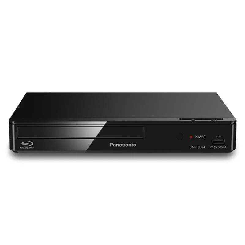 Lecteur Blu-ray Disc Smart réseau dmp-bd94 (Noir), WiFi, DMPBD94 de Panasonic