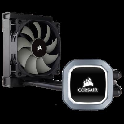 Refroidisseur liquide pour processeur Hydro Series ™ H60 (2018) 120 mm de Corsair