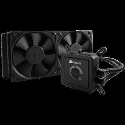 Hydro Series™ H100 Extreme Performance Liquid CPU Cooler de Corsair