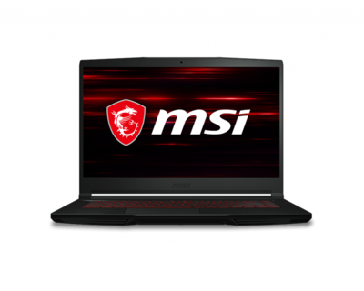 Ordinateur portable 15,6po GF63 THIN I7-10750/GTX1650/16G/512G SSD/WIN10 de MSI