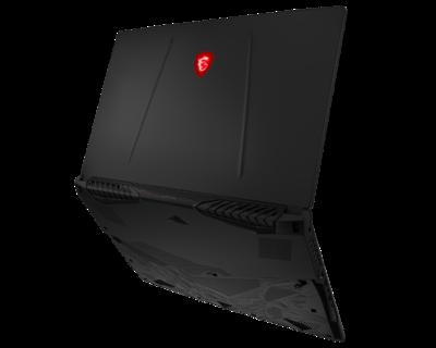 Ordinateur portable 17.3po 7-10750/RTX2060/16GB/512G/WIN10  de MSI