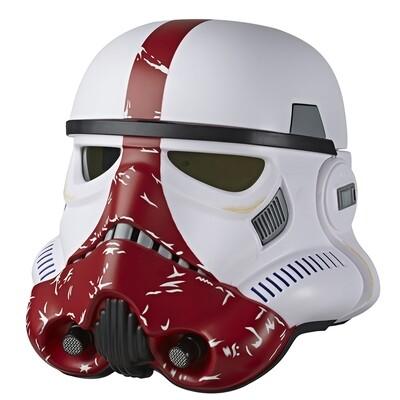 Star Wars - Incinerator Trooper casque électronique de Hasbro