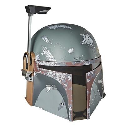 Star Wars - Blk Series Premium Helmet Boba Fett de Hasbro