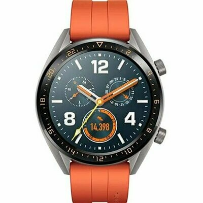 Montre GT Active Fortuna-B19R Orange Fluoroelastomer de Huawei