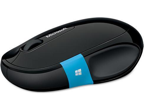 Souris sans fil Sculpt Comfort Bluetooth, noir de Microsoft