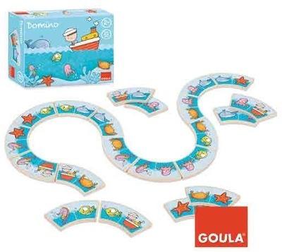 Domino Oscar à la mer de Goula