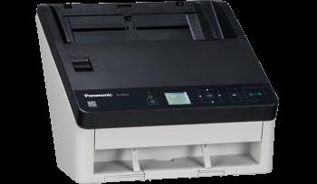 Numérisation en une touche de plusieurs documents aux formats divers de Panasonic