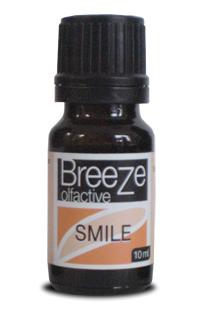 Huile thérapeutique BREEZES OLFACTIVES Smile