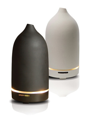 Diffuseur d'arômes et d'huiles essentielles CASA blanc