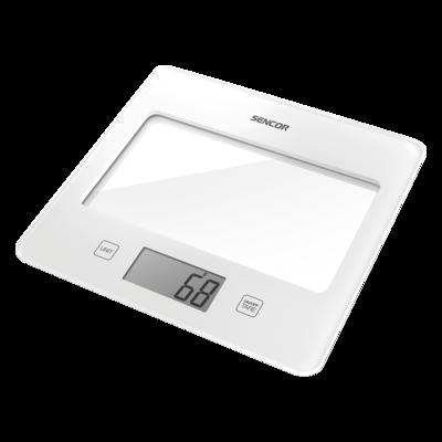 Balance de cuisine blanc SKS-5020WH-NA de Sencor