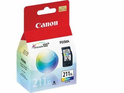 Cartouche d'encre CL-211XL couleur de Canon®