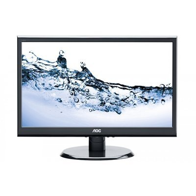 Moniteur LCD 19.5po 1600 x 900 DVI VGA E2050SWN de AOC